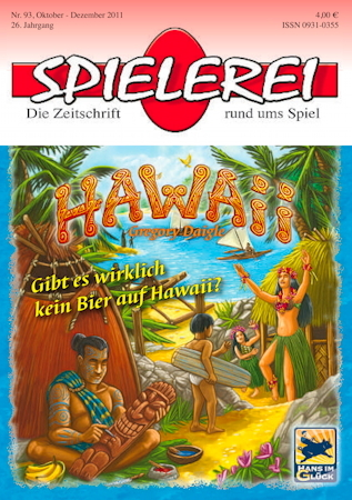 Spielerei Cover Nr. 93