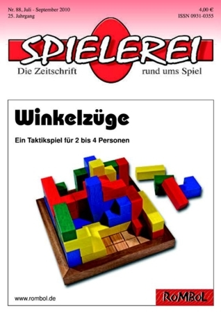 Spielerei Cover Nr. 88