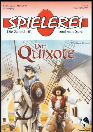 Spielerei Cover Nr. 86