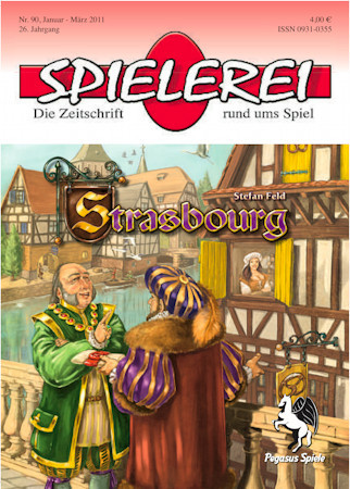 Spielerei Cover Nr. 90