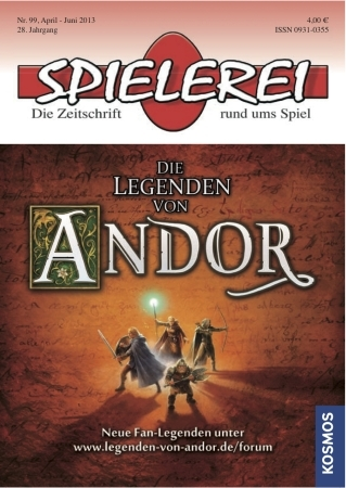 Spielerei Cover Nr. 99