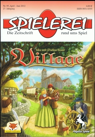 Spielerei Cover Nr. 95