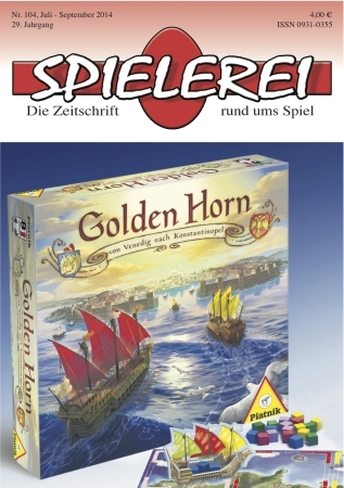 Spielerei Cover Nr. 104
