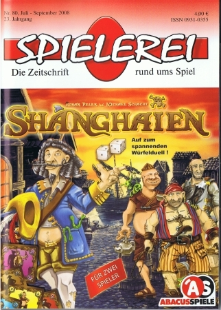 Spielerei Cover Nr. 80