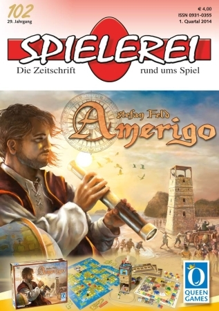 Spielerei Cover Nr. 102