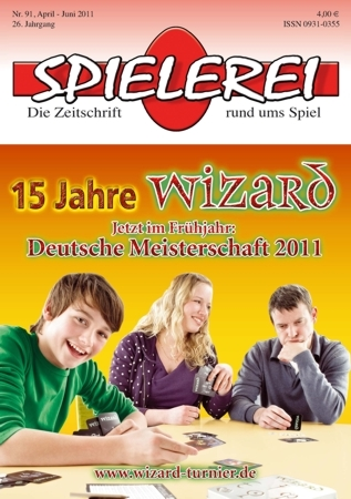 Spielerei Cover Nr. 91