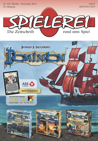 Spielerei Cover Nr. 105