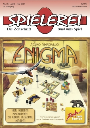 Spielerei Cover Nr. 103