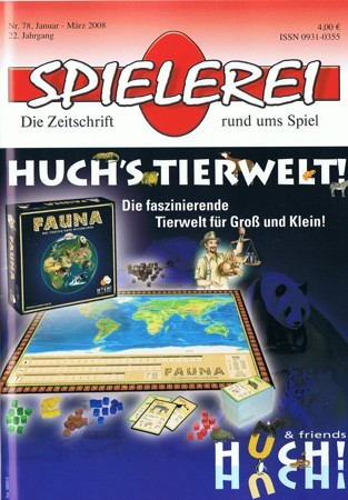 Spielerei Cover Nr. 78