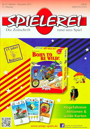 Spielerei Cover Nr. 97