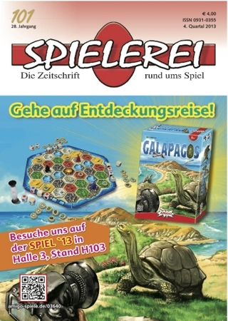 Spielerei Cover Nr. 101