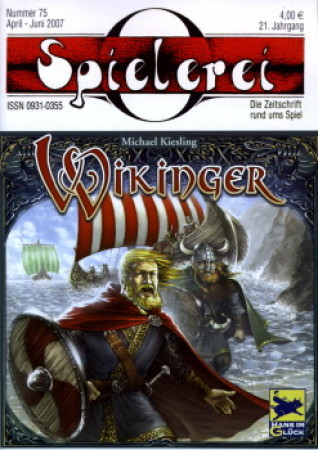 Spielerei Cover Nr. 75