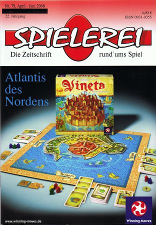 Spielerei Cover Nr. 79