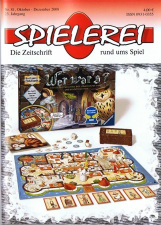 Spielerei Cover Nr. 81