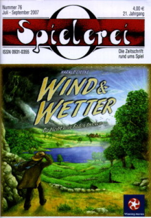 Spielerei Cover Nr. 76