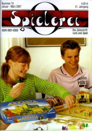 Cover Spielerei Nr.74