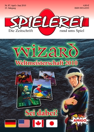 Spielerei Cover Nr. 87